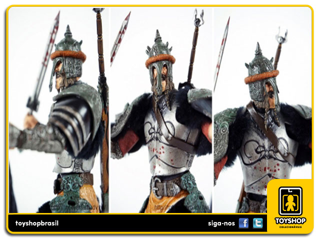 Spawn 22 R3: Dark Raider The Viking Age - Mcfarlane