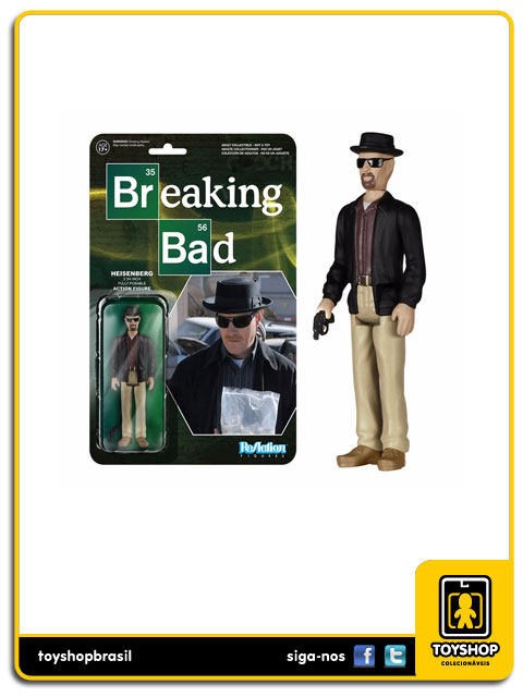 Breaking Bad: Heisenberg  - Funko