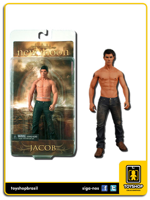The Twilight Saga New Moon: Jacob - Neca
