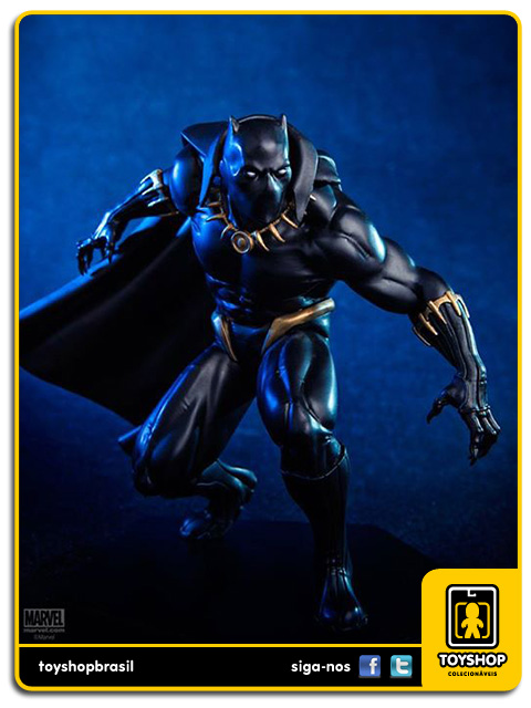 Marvel Comics: Black Panther 1/10 - Iron Studios