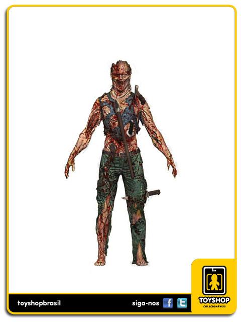 The Walking Dead Comic Book 4: Pin Cushion Zombie - Mcfarlane
