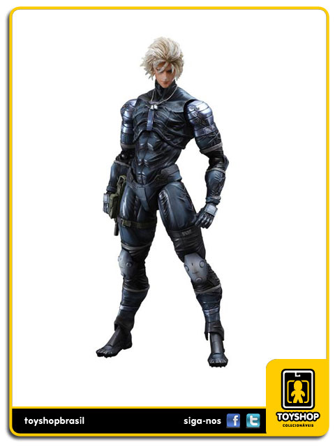 Play Arts Metal Gear Solid 2: Raiden - Square Enix
