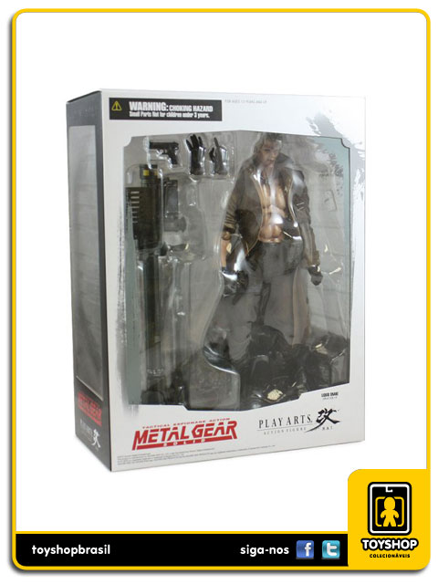 Play Arts Metal Gear Solid: Liquid Snake - Square Enix