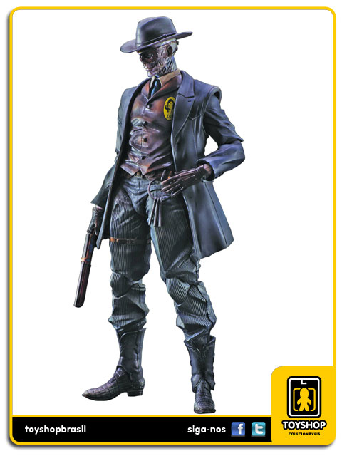 Play Arts Metal Gear 5: Skull Face - Square Enix