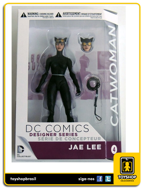 Designer Series: Catwoman Jae Lee - Dc Collectibles