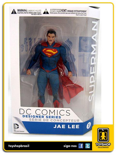 Designer Series: Superman Jae Lee - Dc Collectibles