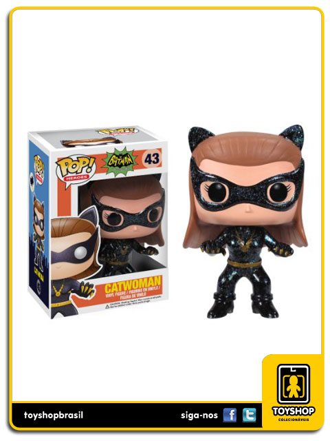 Batman Classic TV Series: Catwoman Pop - Funko