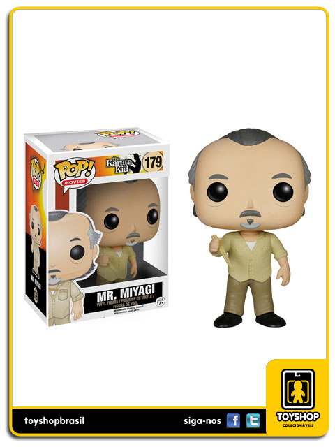 Karate Kid: Mr. Miyagi  Pop - Funko