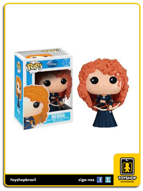 Disney: Merida  Pop - Funko