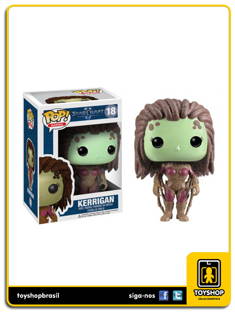 Star Craft: Kerrigan Pop - Funko
