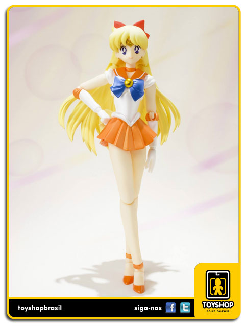 Sailor Moon S.H. Figuarts: Sailor Venus - Bandai