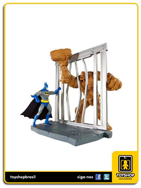 Dc Comics Multiverse: Batman vs Clayface Arkham City - Mattel