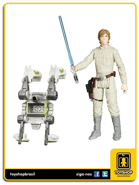 Star Wars The Force Awakens: Luke Skywalker - Hasbro