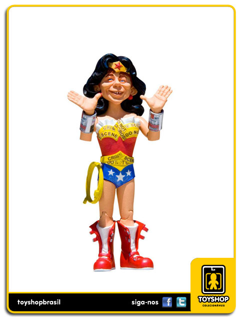 Mad: Wonder Woman - DC Collectibles
