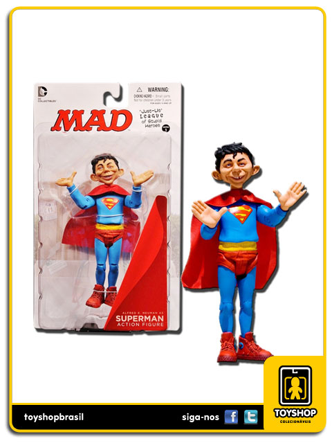 Mad: Superman - DC Collectibles