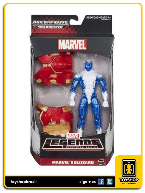 Marvel Legends Infinite Hulkbuster: Blizzard - Hasbro