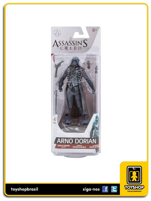 Assassin´s Creed 4: Arno Dorian Vision - Mcfarlane
