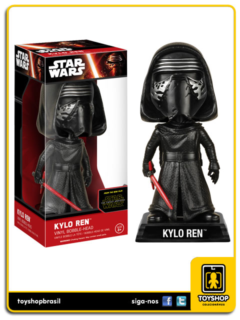 Star Wars The Force Awakens: Kylo Ren Bobble Head - Funko