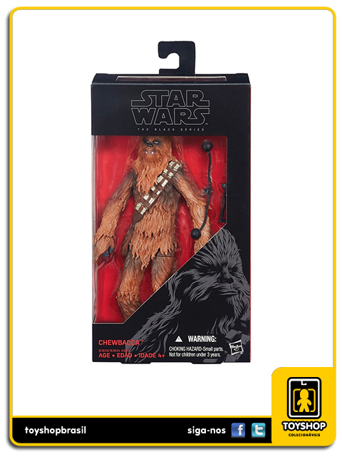 Star Wars The Force Awakens Black Series: Chewbacca - Hasbro