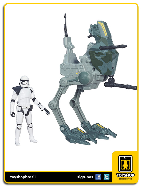 Star Wars The Force Awakens: Assault Walker - Hasbro