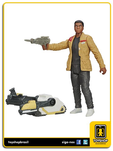 Star Wars The Force Awakens: Finn Jakku - Hasbro