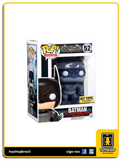 Arkham Asylum: Batman Hot Topic Exclusive Pop - Funko