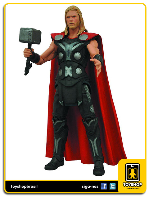 Marvel Select Avengers Age of Ultron: Thor - Diamond