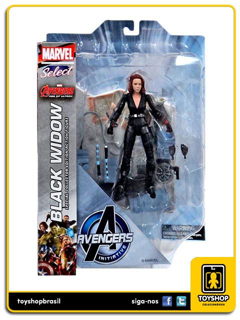 Marvel Select Avengers Age of Ultron: Black Widow - Diamond