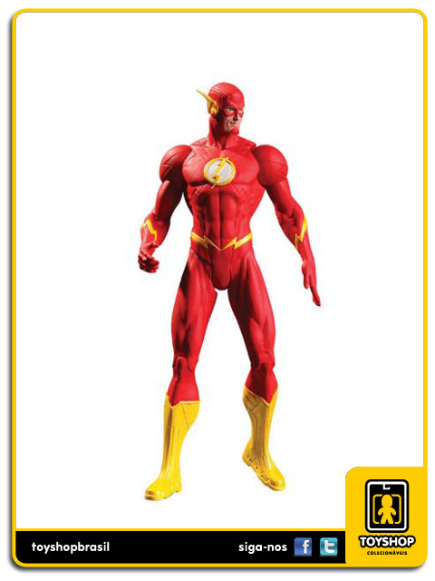 The New 52: The Flash Essentials - DC Collectibles