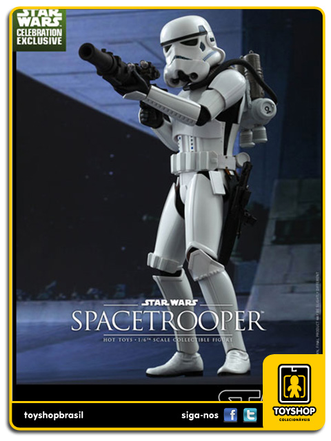 Hot Toys: Spacetrooper Exclusivo - Hot Toys