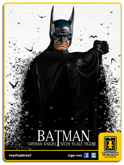 DC Comics: Batman Gotham Knight 1/6 - Sideshow Collectibles