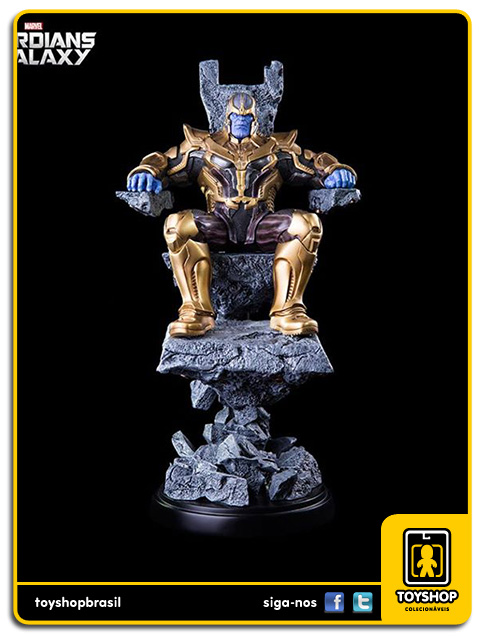Guardians of the Galaxy: Thanos 1/10 - Iron Studios