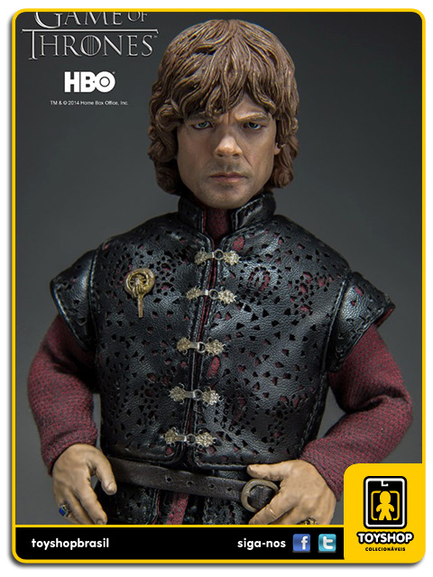 Game of Thrones: Tyrion Lannister 1/6 ThreeA