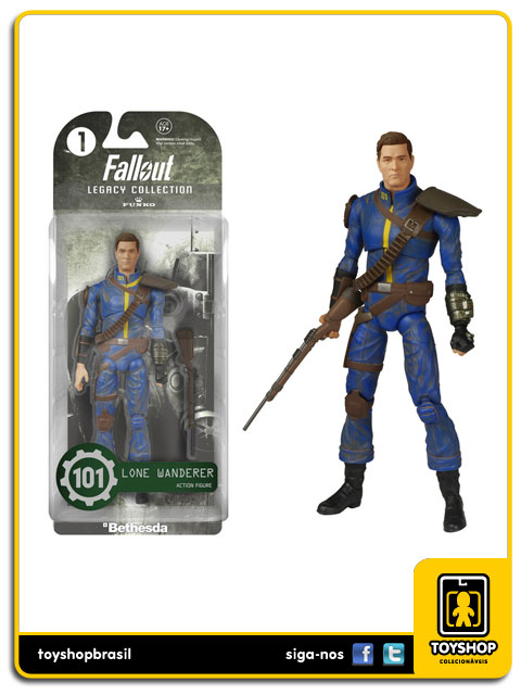 Fallout Legacy: Lone Wanderer - Funko