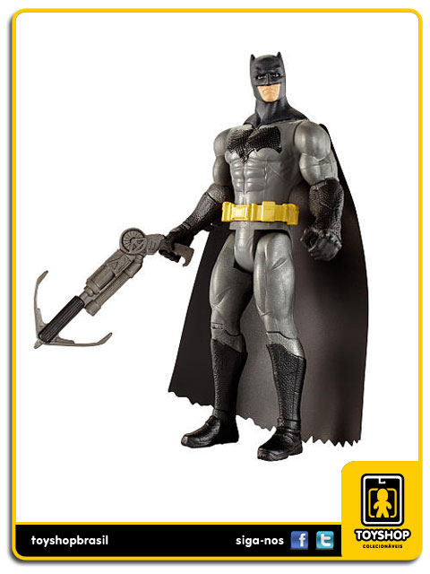 Dc Comics  Batman v Superman:Grapnel Blast  Batman  - Mattel