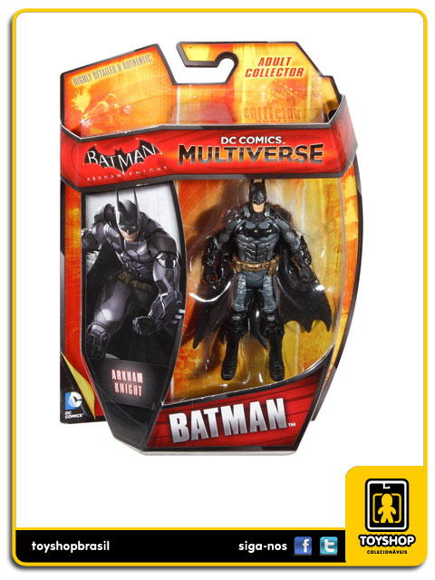 DC Comics Multiverse Arkham Knight: Batman - Mattel