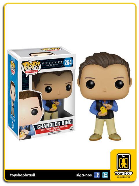 Friends the TV Series: Chandler Bing  Pop - Funko