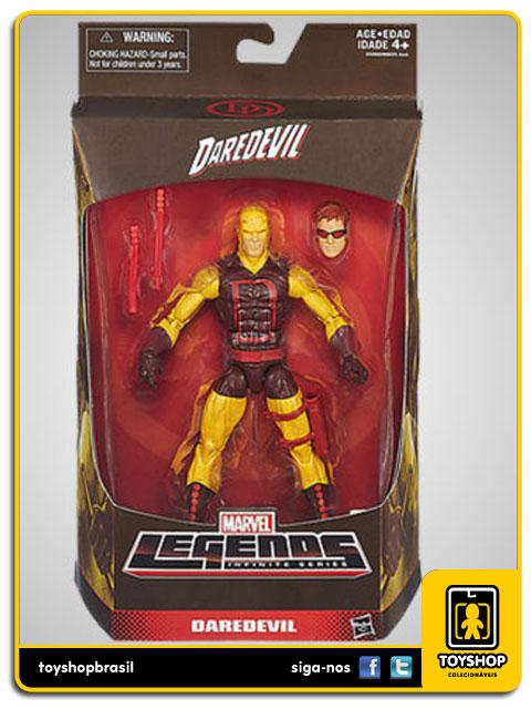 Marvel Legends Infinite: Daredevil Yellow - Hasbro
