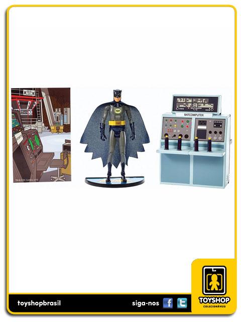 Batman Classic TV Series: Box Batcave - Mattel