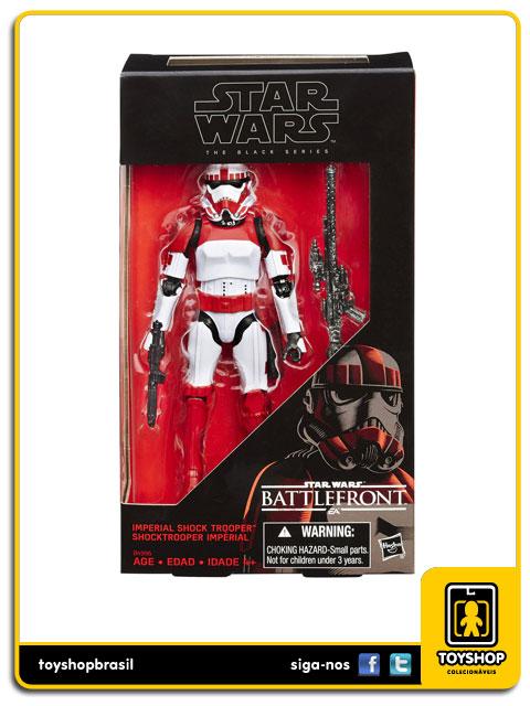 Star Wars Battlefront  Black Series: Shocktrooper Impérial - Hasbro