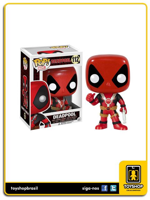 Deadpool: Deadpool (Thumb Up) Pop - Funko