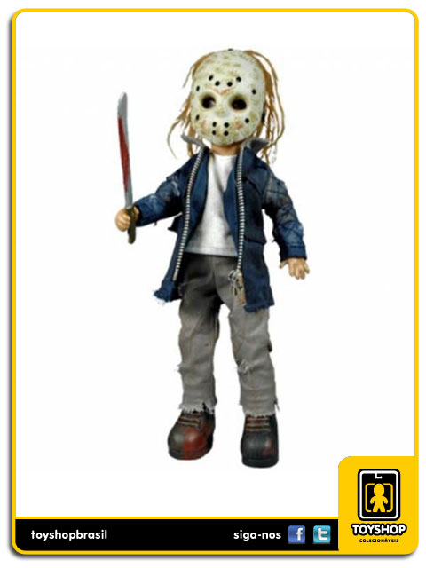 Living Dead Dolls Presents: Jason Voorhees Friday the 13th - Mezco