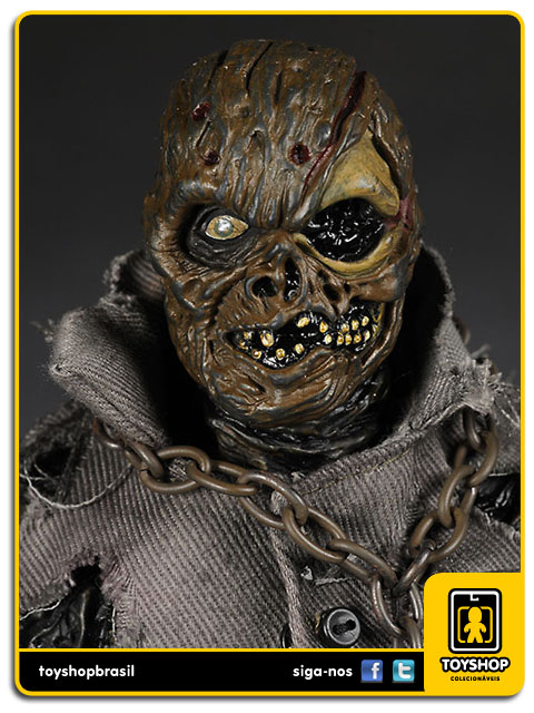Cinema of fear Friday 13th Part VII the new blood: Jason Voorhees- Mezco