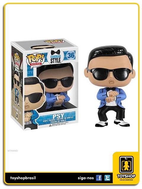 Gangnam Style: PSY  Pop - Funko