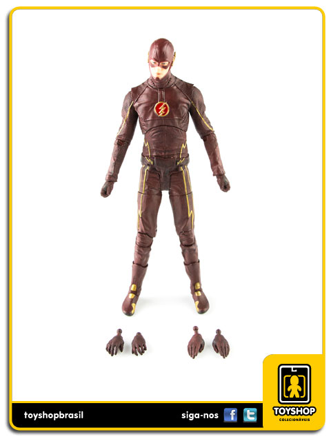 The Flash TV Series: The Flash - DC Collectibles