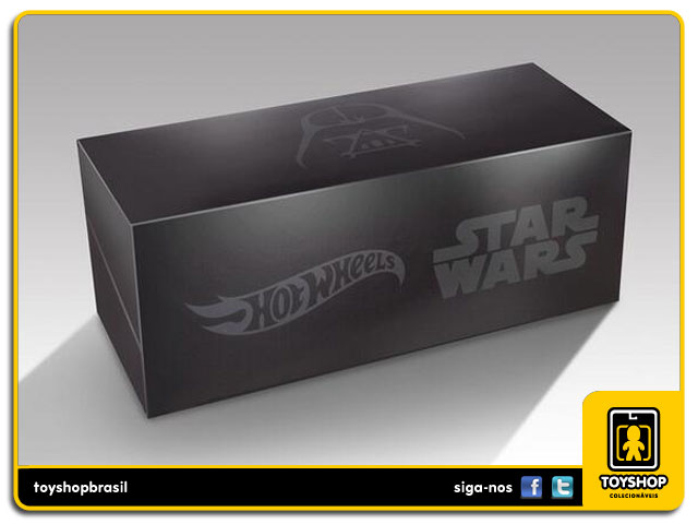 Star Wars: Darth Vader SDCC - Hot Wheels
