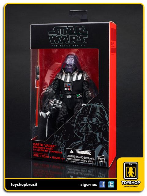 Star Wars The Force Awakens Black Series: Darth Vader Emperor´s Wrath - Hasbro