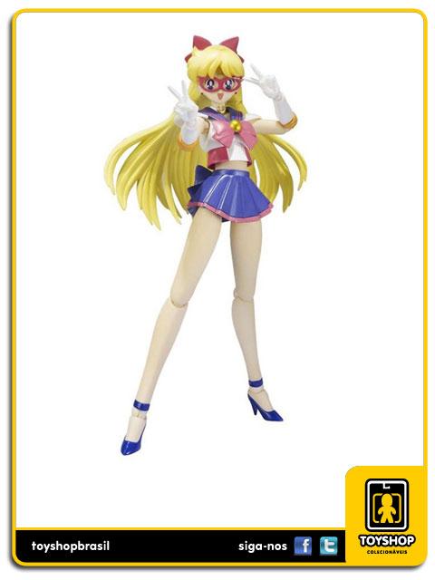 Sailor Moon S.H. Figuarts: Sailor V  - Bandai