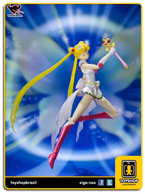 Sailor Moon S.H. Figuarts: Super Sailor Moon  - Bandai