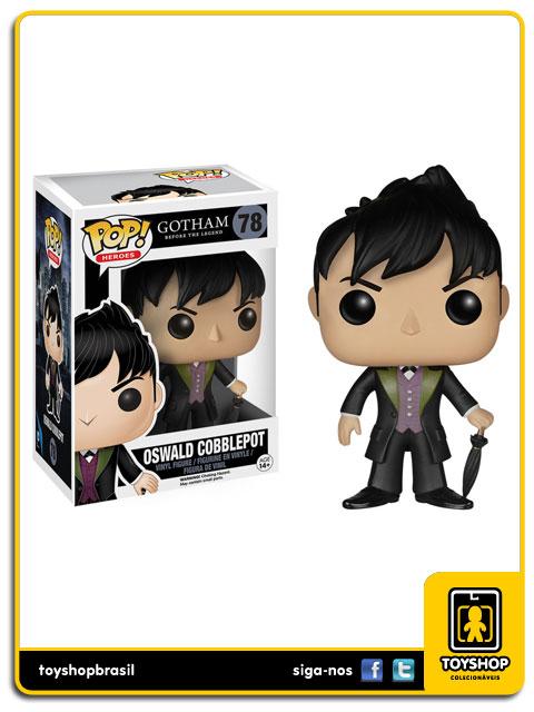 Gotham: Oswald Cobblepot  Pop - Funko